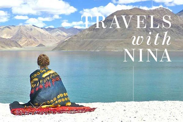 TRAVELS with NINA