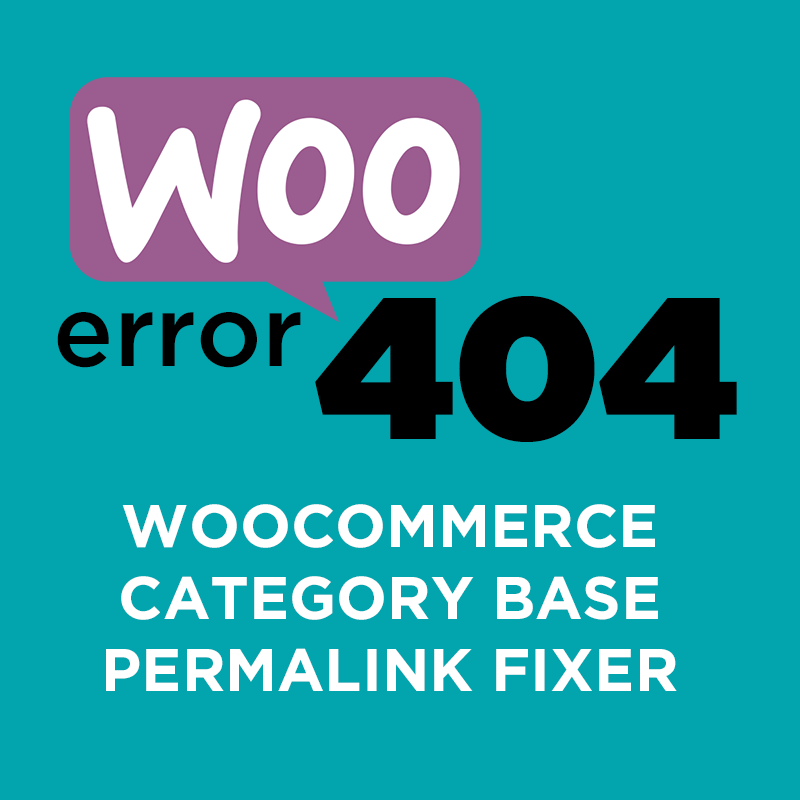 woo category base error